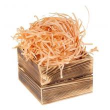 Декоративная древесная стружка для упаковки